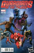 Guardians of the Galaxy (2013 3rd Series) 20B