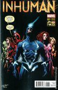 Inhuman (2014 Marvel) 7B