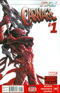 Axis Carnage (2014 Marvel) 1