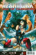 Grimm Fairy Tales Realm War (2014 Zenescope) 4A