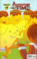 Adventure Time Banana Guard Academy (2014 Kaboom) 4A