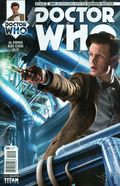 Doctor Who The Eleventh Doctor (2014 Titan) 4B