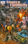 Transformers More than Meets the Eye (2012 IDW) 34RI