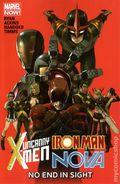 No End in Sight TPB (2014 All New Marvel NOW) Uncanny X-Men/Iron Man/Nova 1-1ST