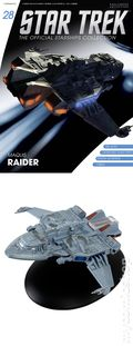 Star Trek The Official Starship Collection (2013 Eaglemoss) Magazine and Figure #028