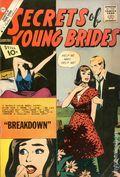 Secrets of Young Brides (1957 Charlton) 28