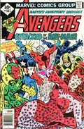 Avengers (1963 1st Series) Whitman Variants 161