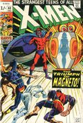 Uncanny X-Men (1963 1st Series) UK Edition 63UK