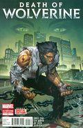 Death of Wolverine (2014) 2D