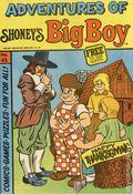 Adventures of Big Boy (1976) Shoney's Big Boy Promo 45