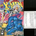 X-Men (1991 1st Series) 1ACXSIGNED