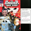Punisher War Zone (1992) 1CX.SIGNED