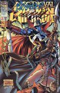 Medieval Spawn Witchblade (1996) DFSIGNEDSET