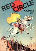 Red Circle Comics #4 (Variant Interior) DIARY LOVES