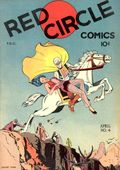 Red Circle Comics #4 (Variant Interior) WOMAN OUTLAWS