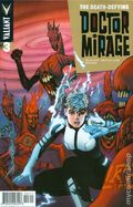 Death Defying Dr. Mirage (2014 Valiant) 3A