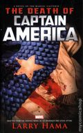 Captain America The Death of Captain America PB (2014 A Marvel Universe Novel) 1-1ST