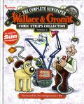 Wallace and Gromit The Complete Newspaper Comic Strips Collection HC (2013) 2-1ST