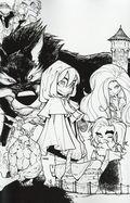 Fairy Quest Outcasts (2014) 1LE