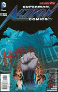 Action Comics (2011 2nd Series) 36A