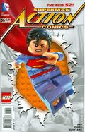 Action Comics (2011 2nd Series) 36B