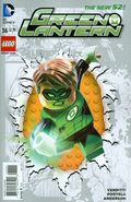 Green Lantern (2011 4th Series) 36B