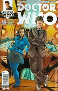 Doctor Who The Tenth Doctor (2014 Titan) 4C