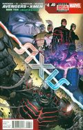 Avengers and X-Men Axis (2014 Marvel) 4A