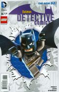 Detective Comics (2011 2nd Series) 36B