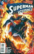 Superman Unchained (2013 DC) 9COMBO