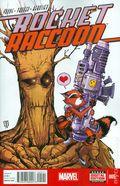 Rocket Raccoon (2014 2nd Series) 5A