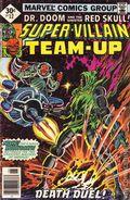 Super-Villain Team-Up (1975) Whitman Variant 12