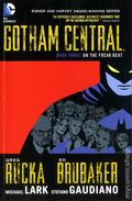 Gotham Central TPB (2011-2012 DC) Deluxe Edition 3-REP