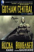 Gotham Central TPB (2011-2012 DC) Deluxe Edition 4-REP
