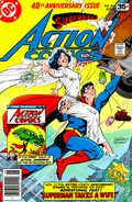 Action Comics (1938 DC) Mark Jewelers 484MJ