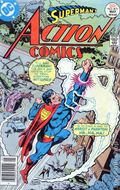 Action Comics (1938 DC) Mark Jewelers 471MJ
