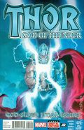 Thor God of Thunder (2012) 25E