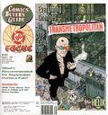 Comics Buyer's Guide (1971) 1237