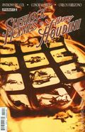 Sherlock Holmes vs. Harry Houdini (2014 Dynamite) 2A