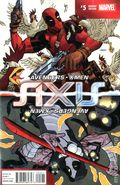 Avengers and X-Men Axis (2014 Marvel) 5B