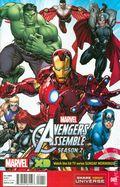 Avengers Assemble Season Two (2014) Marvel Universe 1A
