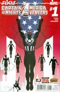 Captain America and the Mighty Avengers (2014) 1A