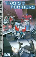 Transformers (2012 IDW) Robots In Disguise 35SUB