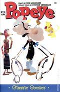 Classic Popeye (2012 IDW) 28RI