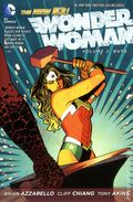 Wonder Woman TPB (2013-2017 DC Comics The New 52) 2-REP