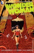 Wonder Woman TPB (2013-2017 DC Comics The New 52) 4-1ST