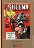 Roy Thomas Presents: Sheena Queen of the Jungle HC (2014 PS Artbooks) 2-1ST