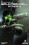 Splinter Cell Echoes TPB (2014 Dynamite) Tom Clancy's 1-1ST