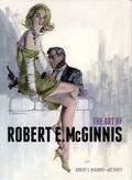 Art of Robert E. McGinnis HC (2014 Titan Books) 1-1ST