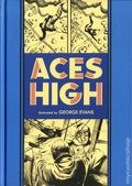 Aces High Illustrated by George Evans HC (2014 FB) The EC Library 1-1ST
